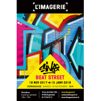 [EXPOSITION / GRAFFITI]  SINO présente « Beat Street »