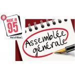 Assemblée générale - Jeudi 28 Octobre 2021 à 17h30