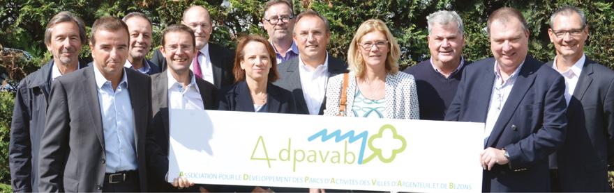 Bienvenue à l'ADPAVAB, l'association des entrepreneurs du Sud Val d'Oise !